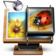 Photozoom Pro图片无损放大软件