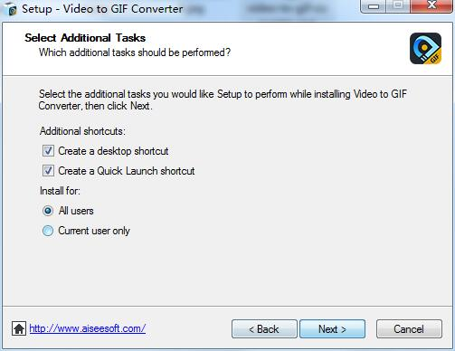 Aiseesoft Video to GIF Converter