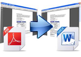 VeryPDF PDF to Word Converter