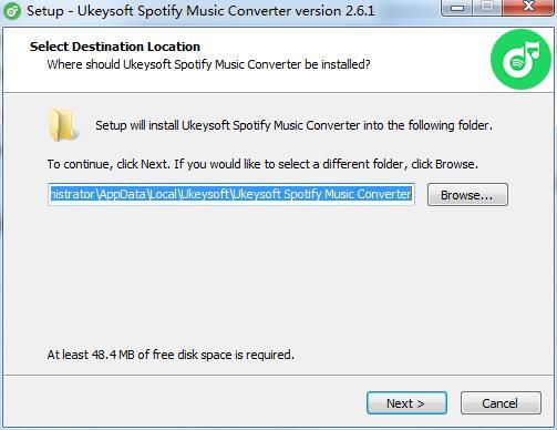 UkeySoft Spotify Music Converter