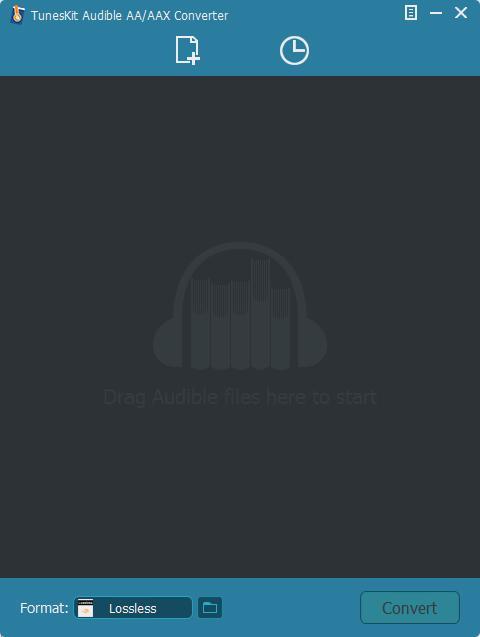 TunesKit Audible AA/AAX Converter