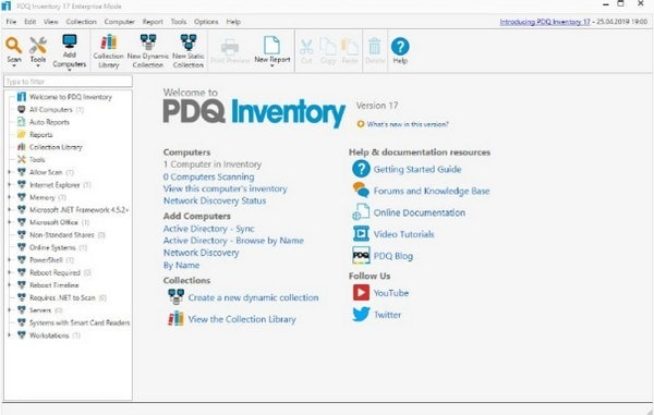 PDQ Inventory