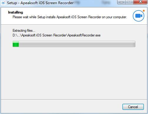 Apeaksoft iOS Screen Recorder