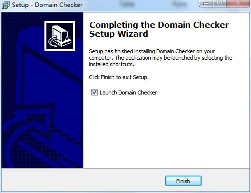 VovSoft Domain Checker