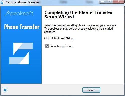 Apeaksoft Phone Transfer