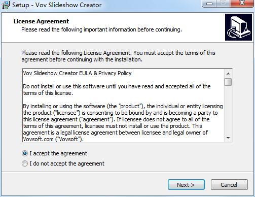 VovSoft Vov Slideshow Creator