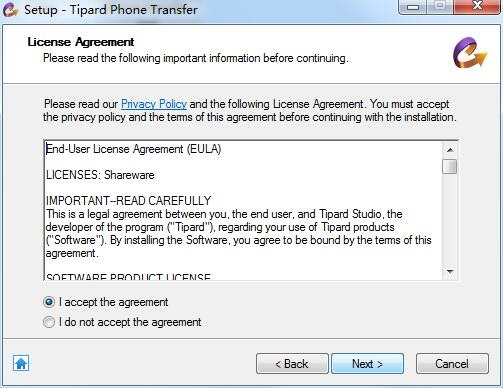 Tipard Phone Transfer
