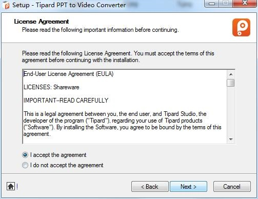 Tipard PPT to Video Converter