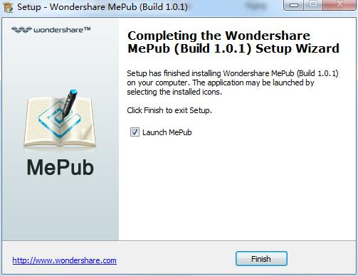 Wondershare MePub