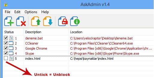 AskAdmin
