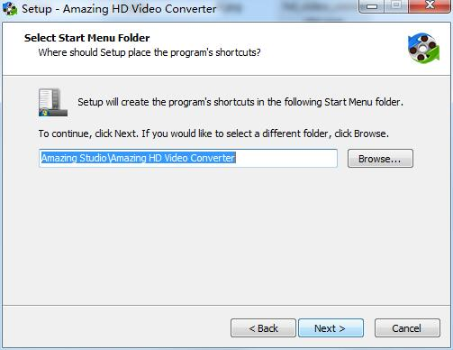 Amazing HD Video Converter