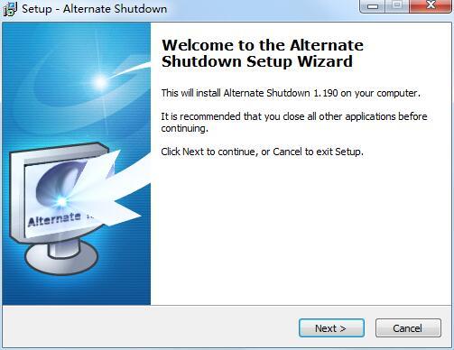 Alternate Shutdown