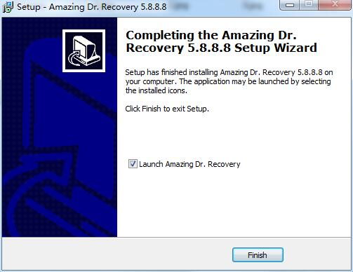 Amazing Dr. Recovery