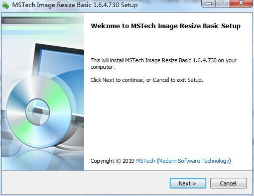 MSTech Image Resize