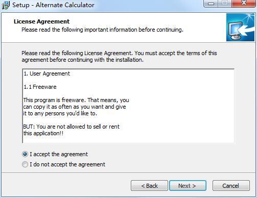 Alternate Calculator