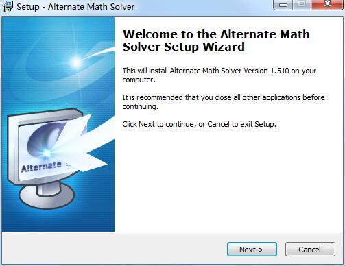 Alternate Math Solver