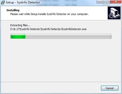 SysInfo Detector