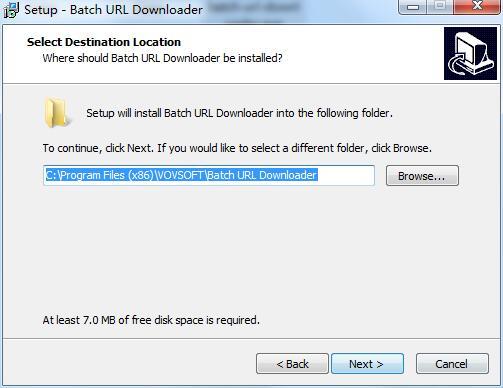 Batch URL Downloader