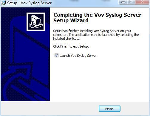 Vov Syslog Server
