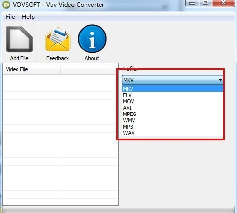 Vov Video Converter