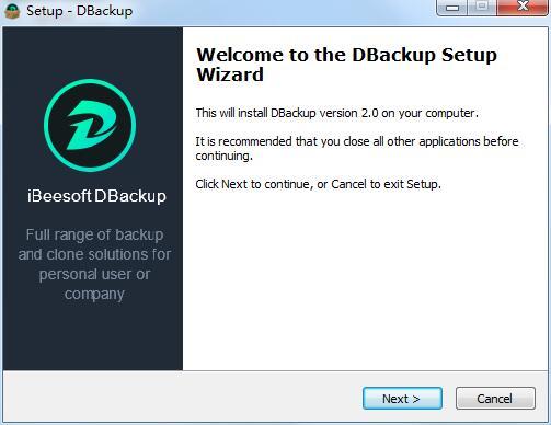 iBeesoft DBackup