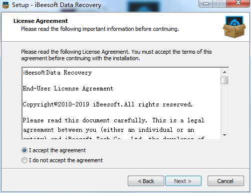 iBeesoft Data Recovery