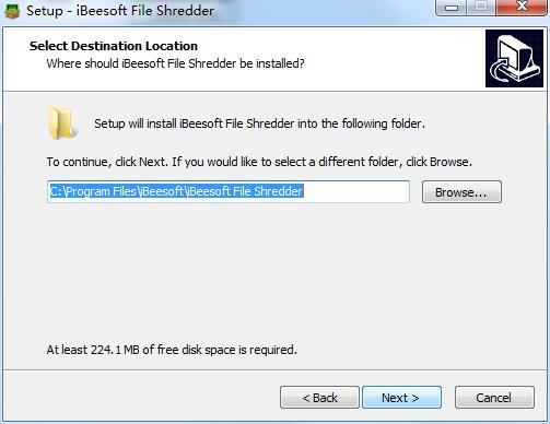 iBeesoft File Shredder