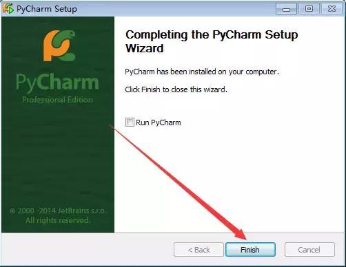 PyCharm3.4