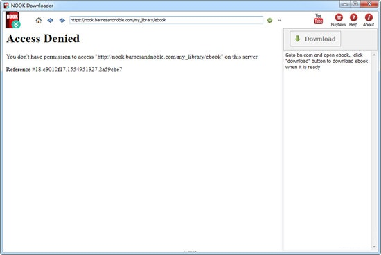 Nook PDF Converter