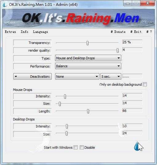 OK.It is.Raining.Men