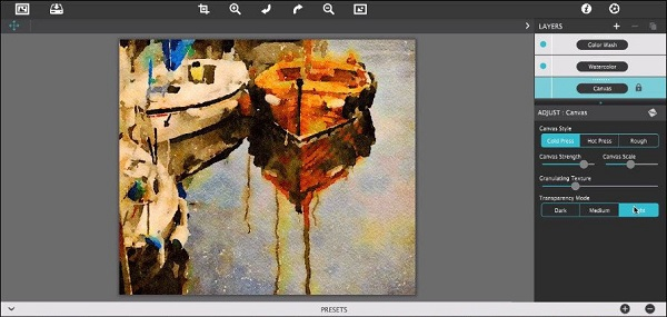 Jixipix Watercolor Studio