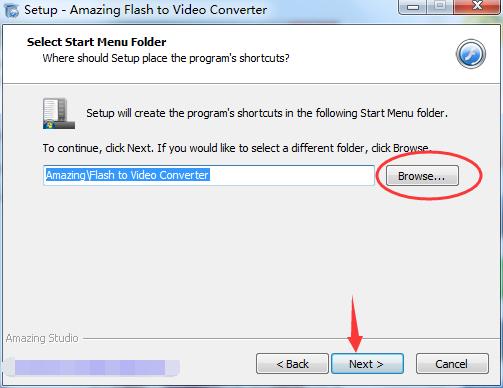 Amazing Flash to Video Converter