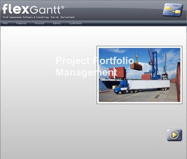FlexGantt