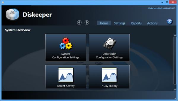 Condusiv Diskeeper 18 Pro