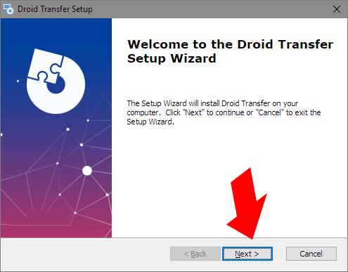 Droid Transfer