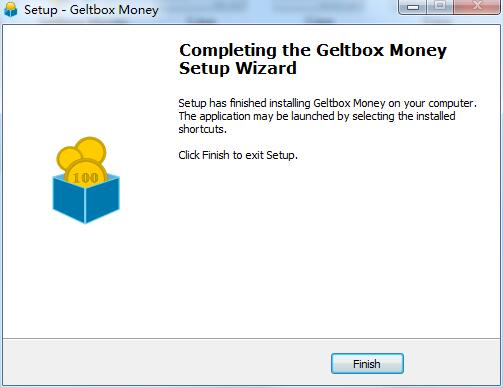 Geltbox Money