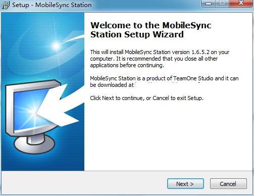 MobileSync Station