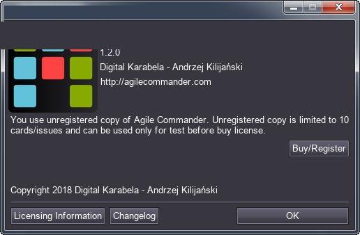 Agile Commander
