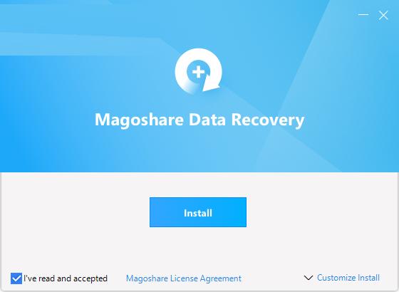 Magoshare iPhone Data Recovery
