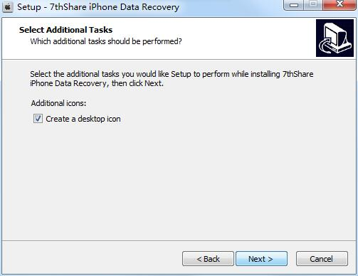 7thShare iPhone Data Recovery