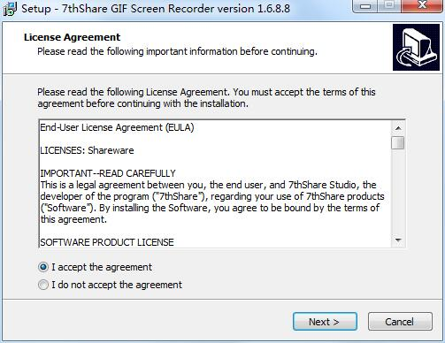 7thShare GIF Screen Recorder