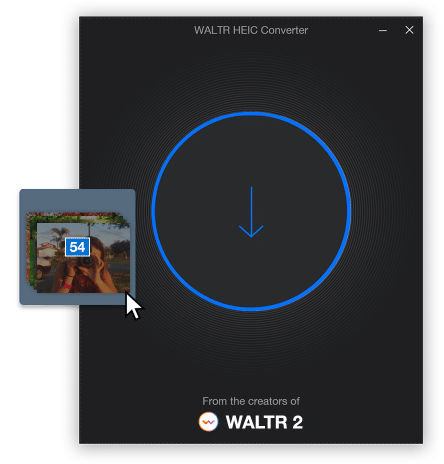 WALTR HEIC Converter