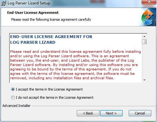 Log Parser Lizard