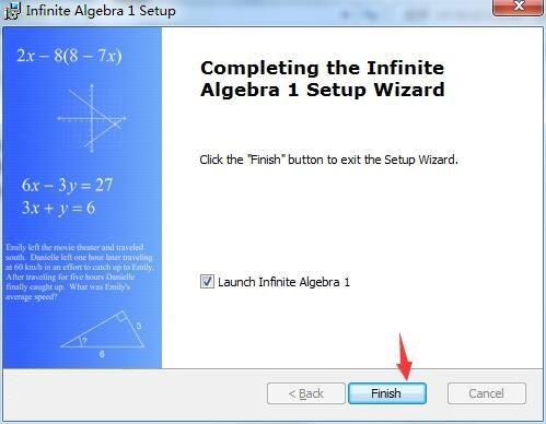 Infinite Algebra1
