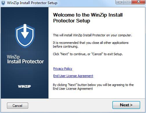 WinZip Install Protector
