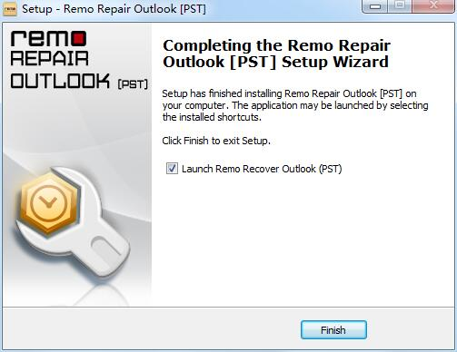 Remo Repair Outlook(PST)