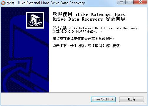 iLike External Hard Drive Data Recovery