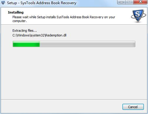 SysTools Address Book Recovery