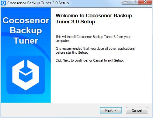 Cocosenor Backup Tuner