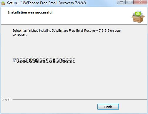 IUWEshare Free Email Recovery